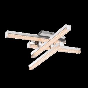 Μοντέρνο LED Φωτιστικό Οροφής, 16W, Θερμό Φως, FAYE
