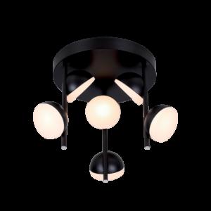 Μοντέρνο LED Φωτιστικό Οροφής, 42W Θερμό Φως, OLIVIA